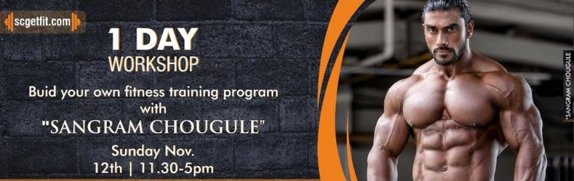 Book Online Tickets for Get Fit with Sangram Chougule, Pune. An opportunity for every gym enthusiast or practitioner to understand fitness from best in the field.  Rather stumbling on the way of fit lifesyle, learn the basics from the person who have spent last 20 odd years to master this art and achieve