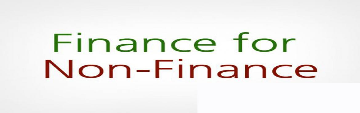 Book Online Tickets for Finance for Non-Finance Managers, New Delhi. Financial skills are fundamental to any managerial position. From accruals to write-offs to receivables and payables, this workshop shows non-financial managers the concepts, tools, and techniques that can help make each decision pay off—on the