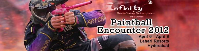 Paintball Encounter 2012