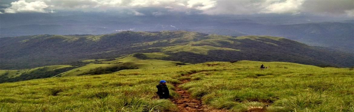 Book Online Tickets for Kumaraparvath trek, Bengaluru.   Kumaraparvatha :: Pushpagiri or Kumara Parvatha, at 1,712 metres, is the highest peak in Pushpagiri Wildlife Sanctuary in the Western Ghats of Karnataka.Kumara parvatha is second highest peak in Coorg district (Karnataka state) after Tadi