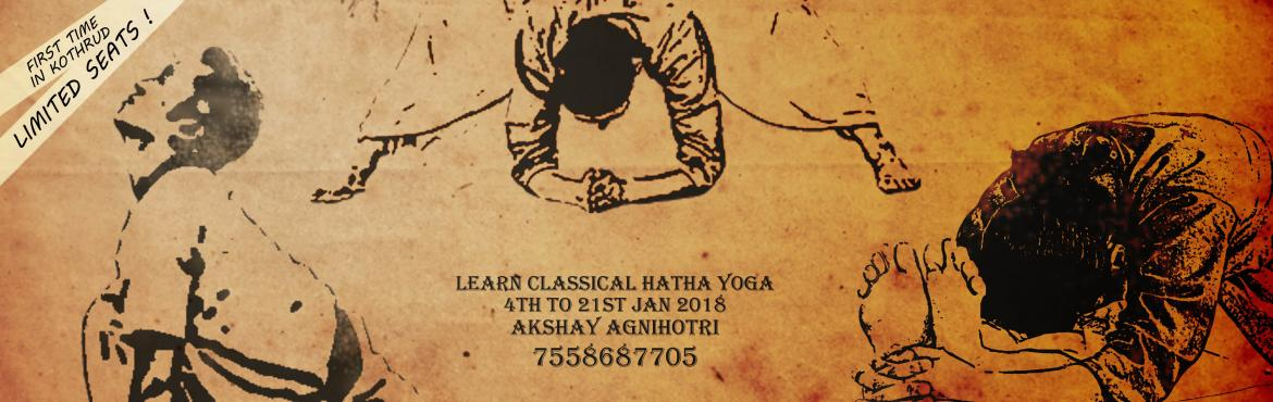 Learn Classical Hatha Yoga