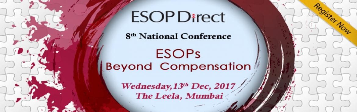 8th National Conference of ESOP Direct - ESOPs Beyond Compensation