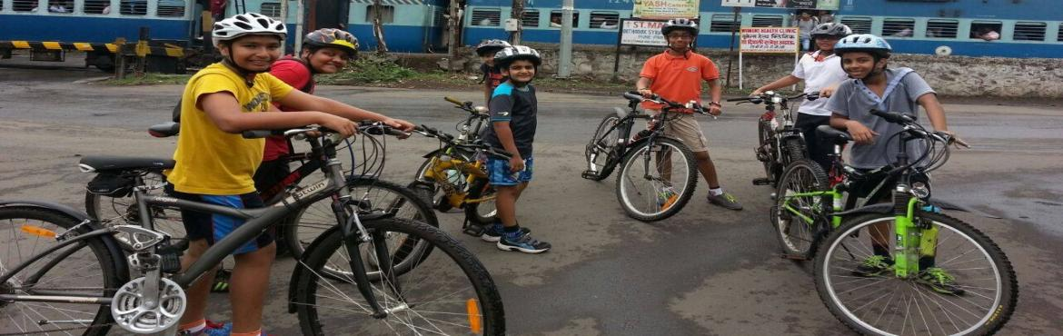 Book Online Tickets for CYCLING, FUN and FITNESS EVENT for KIDS, Pune.