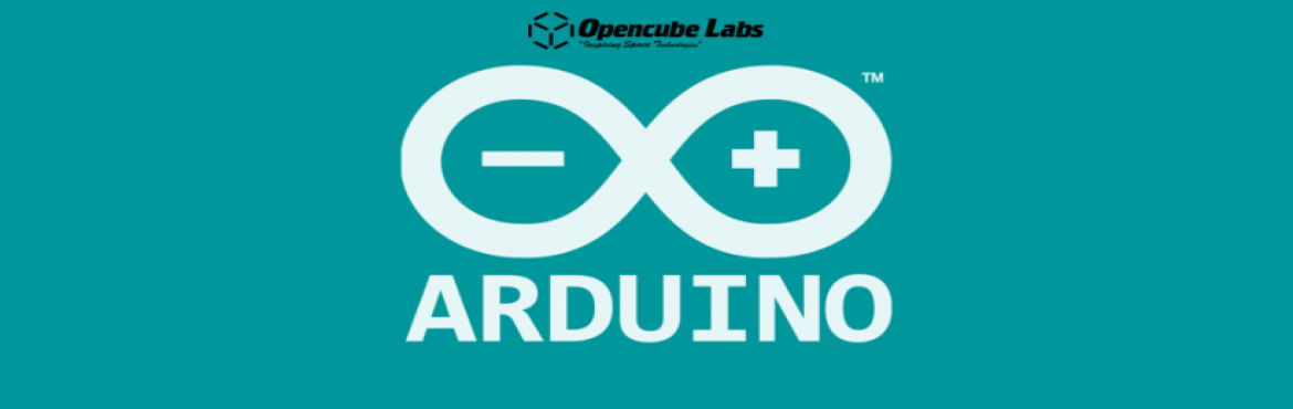 Book Online Tickets for Getting started with Arduino, Bengaluru.   Description   Opencube labs is a research and development organisation that strives to reach young minds of our country through forums that can bring interaction with pioneers. Workshops are held to promote research and learning by provid