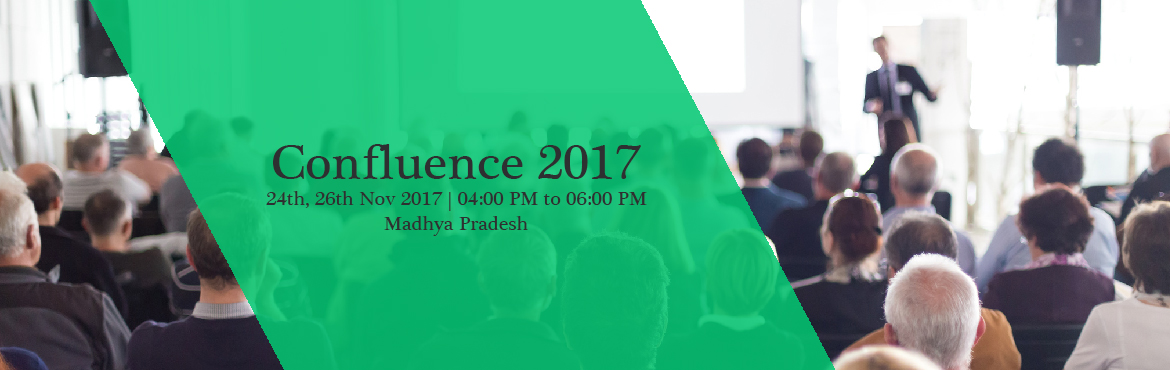 Book Online Tickets for Confluence 2017, Indore.  The Semi Annual Conference of District 98 Toastmasters International is a three day event to be held from November 24 -26, 2017 where you can witness the amalgamation of humour, critics, networking and entertainment all under one roof. A power