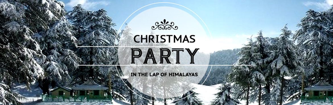 Book Online Tickets for A unique Christmas and New Year Party in, Naldehra. Life Sucks a little less when you add mountain air, a Campfire & some peace and serenity.   About the Place    Nestled between the beautiful lofty ranges of Himalayas lies a small and serene place called Naldehra in Himachal Prades