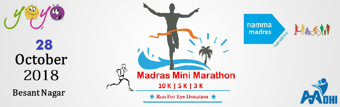 Madras Mini Marathon - 2nd Edition