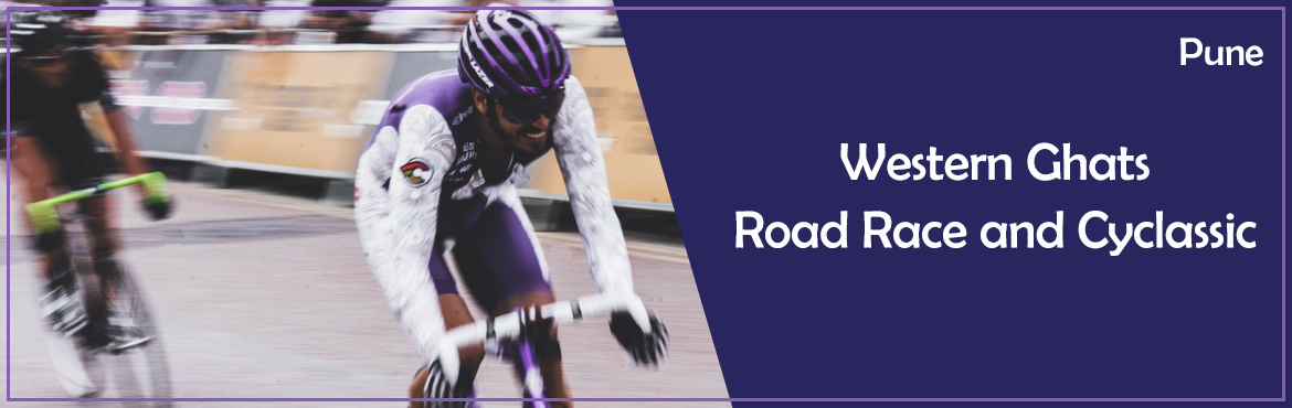 Book Online Tickets for Western Ghats - Road Race and Cyclassic, Pune. \'Western Ghats: Road Race and Cyclassic\' is the first of the many racing events of 2018.Road RaceCreate your own team and race against the best from India in the sport of Cycling.Western Ghats is aiming to be your first ever professiona