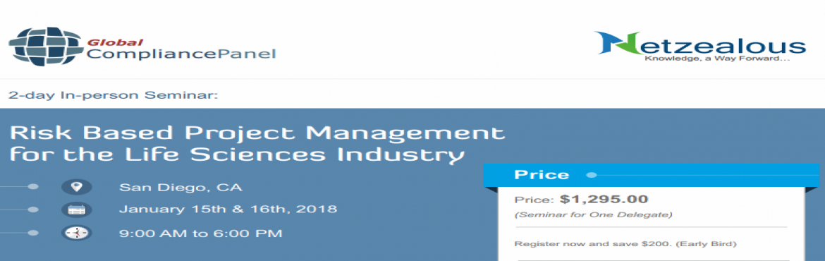 What is Project Management in Pharmaceutical Industry Seminar