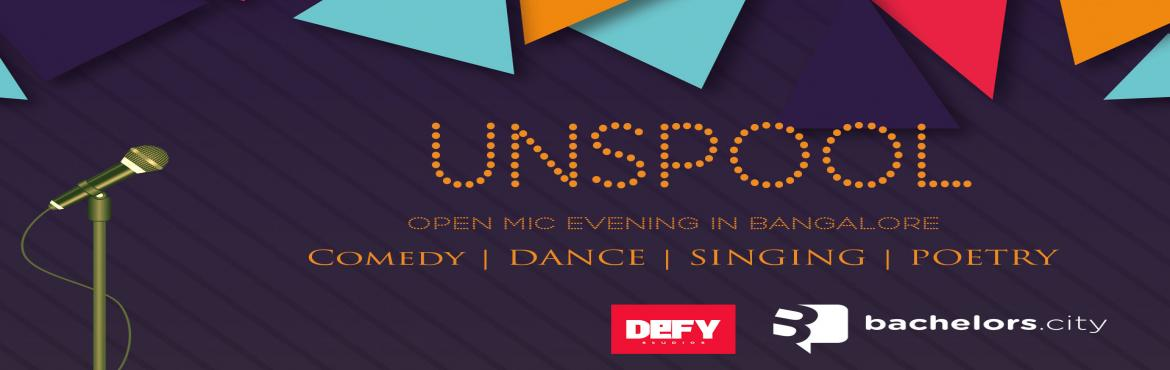 Unspool: Social Open Mic