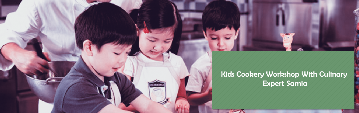 Book Online Tickets for Kids Cookery Workshop With Culinary Expe, New Delhi.   Make your own kids friendly dishes.   Let your kids make yummy Pizza,  Pasta and chocolate truffle for themselves.   Kids will take away their Culinary Creations   Avail Early Bird Discount till 16th November.   Recipe