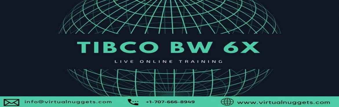 Book Online Tickets for TIBCO BusinessWorks Development Training, Orlando. TIBCO  BusinessWorks is TIBCO\'s leading integration platform. This technology lets companies to produce, organize services, confine, and issue events from internal or external applications and technologies. With TIBCO BusinessWorks Development