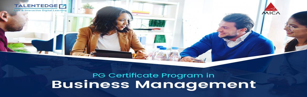 Online Business Management Courses From Mica Delhi Meraevents