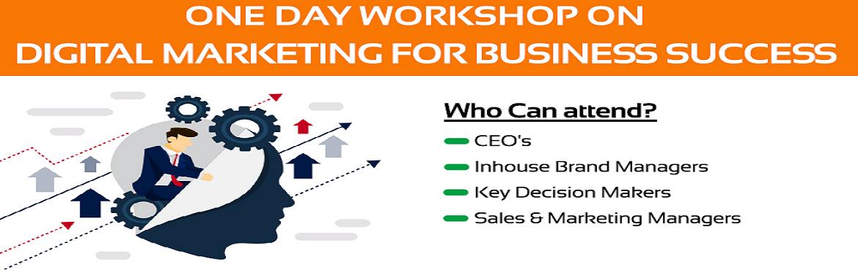 Book Online Tickets for One Day Digital Marketing Workshop, Chennai.