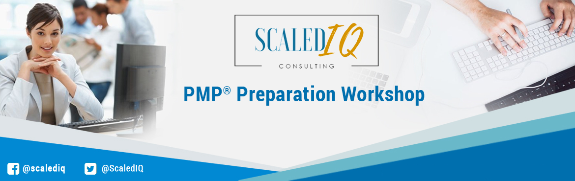 Book Online Tickets for PMP Preparation Workshop in Hyderabad, Hyderabad. Project Management Professional (PMP) certification is an industry recognized credential mainly for project managers. PMP demonstrates the experience, education, skill, and competency required to lead and direct projects in the best possible way. As
