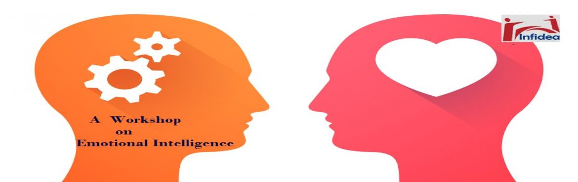 Book Online Tickets for A Workshop on Emotional Intelligence, Kolkata. About The Workshop Every workplace is comprised of people with different strengths, personalities and emotions, which can greatly affect the way they work. Emotional intelligence is the ability to identify and manage your emotions as well as the emot