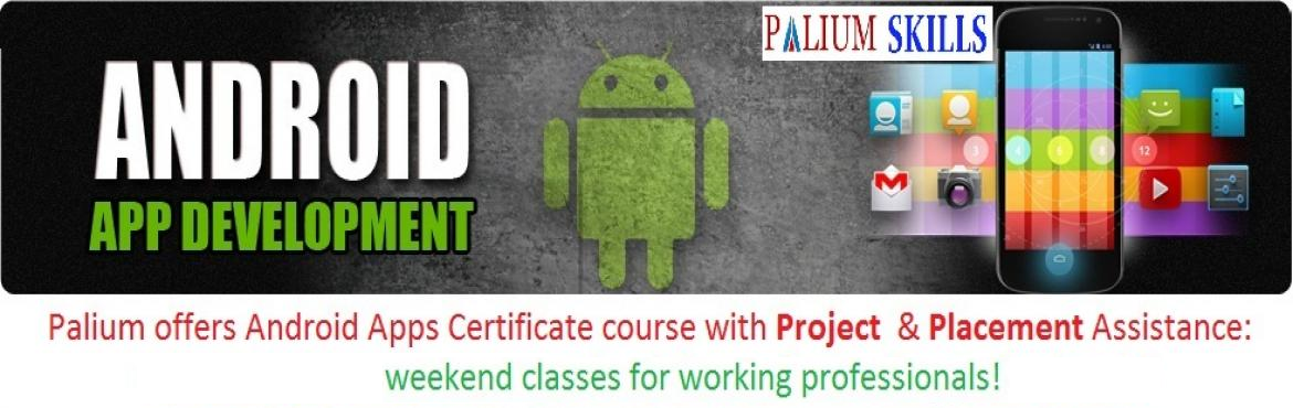 Book Online Tickets for Android Apps Development Certificate Cou, Kolkata.  Topic covered1 OOPS Concepts in Java • Classes & Objects • Inheritance • Polymorphism • Interface • Abstract Class2 Oops Concepts in Java (contd.) • Exception Handling • Collection Framework SQL • DML