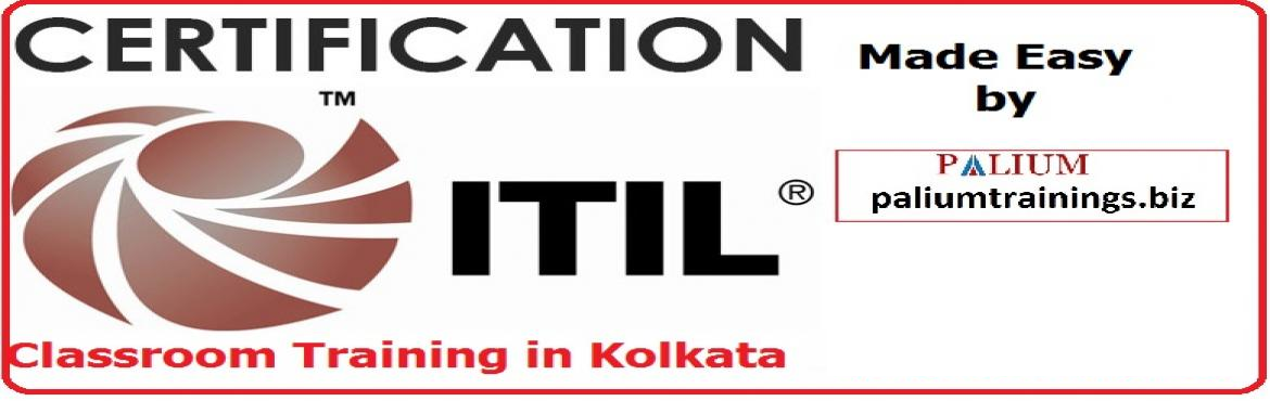Book Online Tickets for ITIL Foundation v3 Certification Trainin, Kolkata. Overview Our two-day ITIL®  Foundation v3 Certification training course gets you ready to take the certification exam. The Program repeats every 2 months or as per registration. This is a classroom training program that:  Is designed for IT