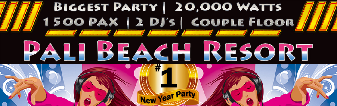 Book Online Tickets for NYE 2018 @ Pali Beach Resort, Mumbai. Pali Beach Resort New Year Eve Party 2018,invites you to celebrate the last party this year, in the open air, under a pitch black sky, right opposite the beach.  We recommend you to go visit Pali Beach Resort. It is among the top rated, most con