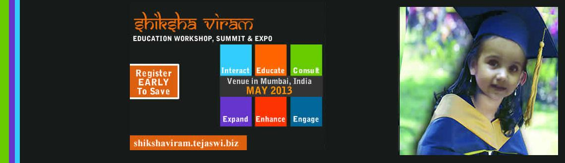 Shiksha Viram - Education Expo,Summit & Workshop India