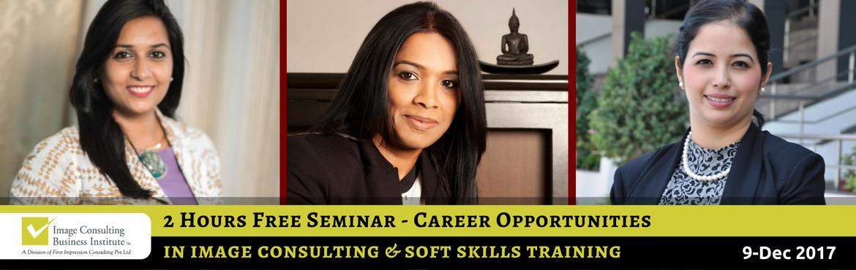 ICBI Seminar on Career Opportunities in Image Consulting and Soft Skills Training (9-Dec, Kolkata)