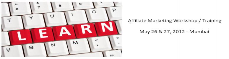 Affiliate Marketing Workshop / Training