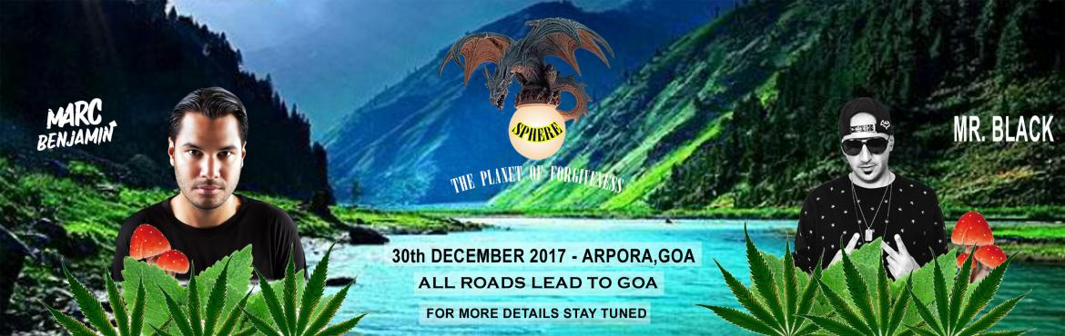 Book Online Tickets for SPHERE 2017, Arpora.  \