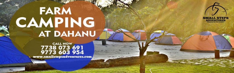Christmas Special Camping at Dahanu Chiku farm