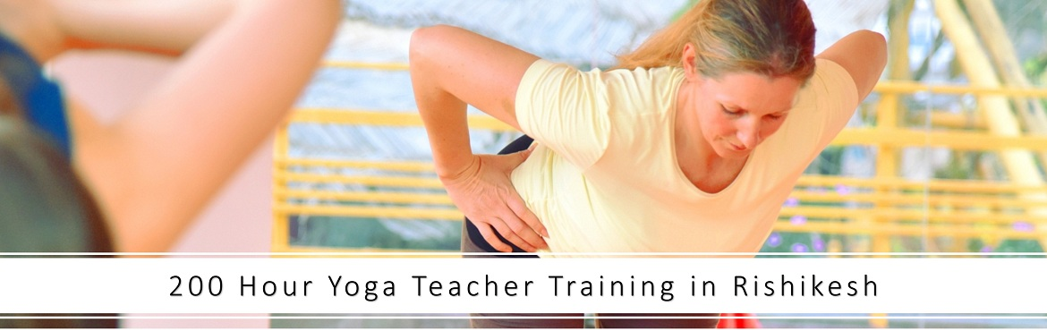 Book Online Tickets for Hatha Yoga Teacher Training in Rishikesh, Rishikesh. Hatha Yoga Schoolis one of the best yoga center to learn and experience a wonderful yoga journey under the guidance of well-trained yoga teachers with the certification of Yoga Alliance USA is offering 200 hour yoga teacher training in Rishikes