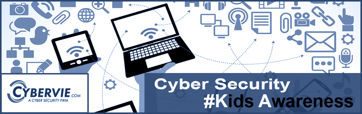 "Book Online Tickets for Cyber security Awarness for Kids, Hyderabad.  ""As World is running on the wind of Internet, We Cybervie want's to protect our Children to breath it with safer way without affecting our future generation through Cyber attacks.""  Cybervie-Cybersecurity awareness for kids to"