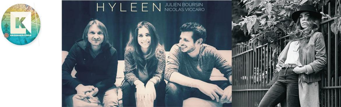 Jazz Hyleen, Nicolas Viccaro and Julien Boursin