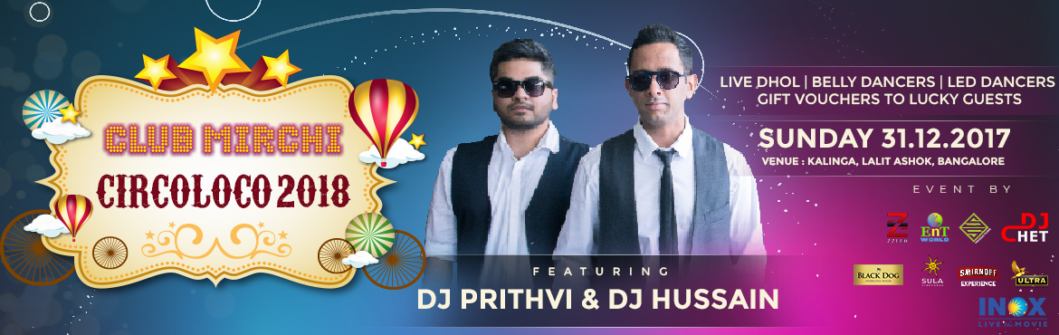 the lalit ashok bangalore, dj hussain live in new year events, dj prem mittal live in new year events, new year parties bengaluru, new year events ben