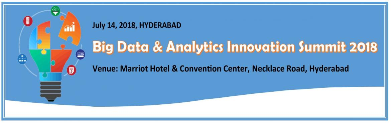 Big Data and Analytics Innovation Summit Hyderabad