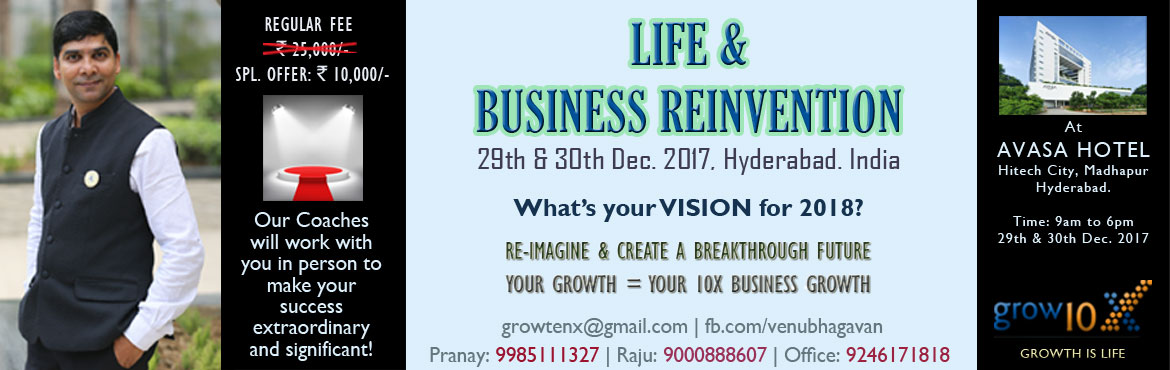 Life-Business Reinvention