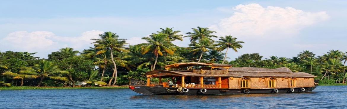 Book Online Tickets for Start your Trip in Backwaters of Kerala , Aluva.  As we all know Kerala is famous for backwaters and houseboat. Houseboat journey is the best way to enjoy the natural beauty of Kerala. Alleppey is the famous backwater destination of Kerala which reflects the ecstasy of Kerala's backwater