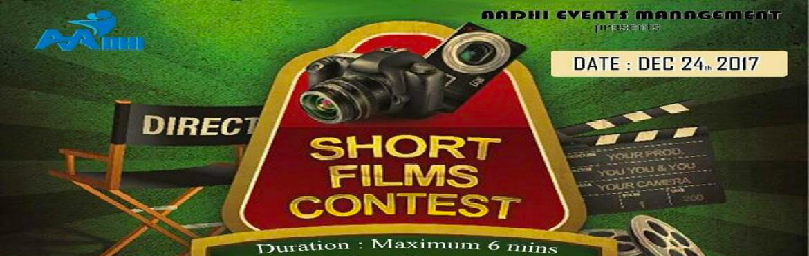 Book Online Tickets for INTERNATIONAL SHORTFILM FEST 2017, Chennai.  International ShortFilms Fest 2017  Dec 24th 2017Description About Contest -   Types of films : Animation, Children, Documentary, Experimental, Music video(Album Song With Concept), Narrative fiction, Student Film length : Short Ge
