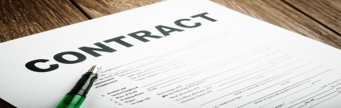 Tenders and Contracts Management