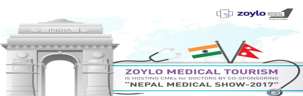 Zoylo Digihealth is hosting CMEs for Doctors at Nepal Medical Show