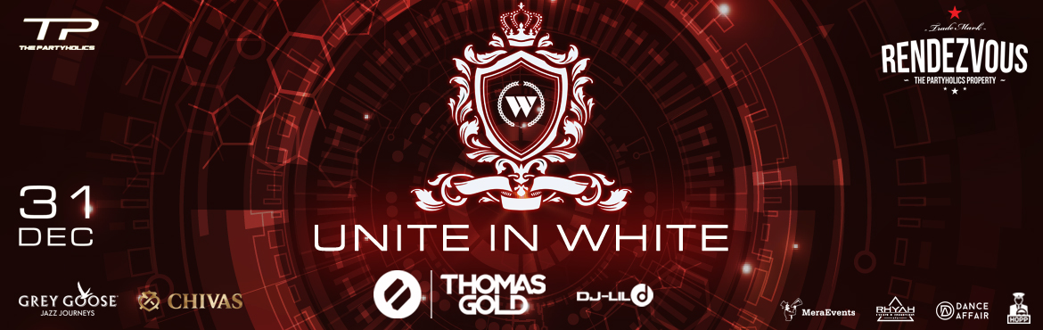 Looking for new year events Hyderabad 2018? Book tickets online for Unite in White NYE18 at Rendezvous at ME and enjoy unlimited fun with food, drinks
