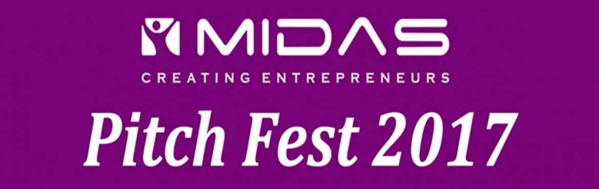 MIDAS PITCH FEST