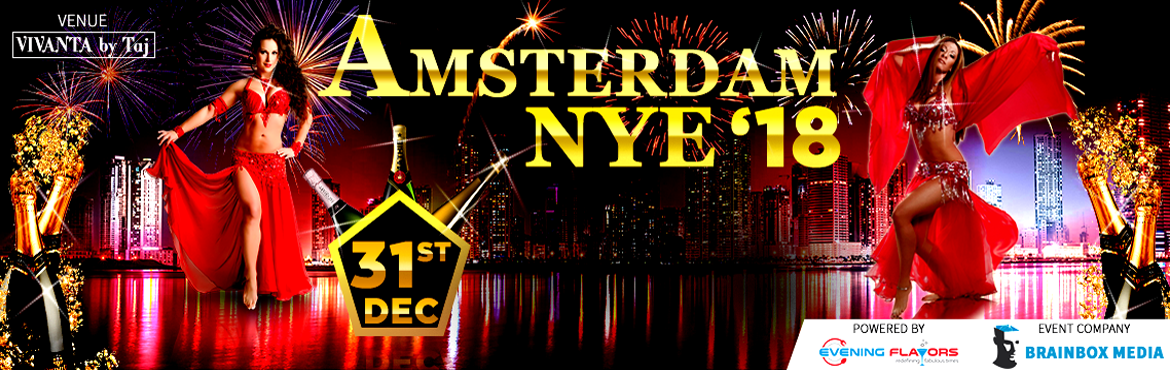 Book Online Tickets for Amsterdam NYE 2018, Bengaluru. Celebrity Dj\'s   - (Bollywood Music)   - (Hollywood Music)   - (EDM, Electro house)   Russian belly dancers   Martini Girls Performance   Popular Dance performances   Fashion Show   EMCEE   Exclusive Kids