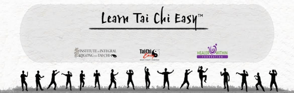 Book Online Tickets for International Tai Chi Easy Practice Lead, Hyderabad. Compelling fun-filled and accessible evidence based, self-care practices. Tai Chi Easy™ blends a simple medical Qigong technique with carefully chosen Tai Chi exercises - can be done: In bed,  While Seated, In a Stationary Standing Positio