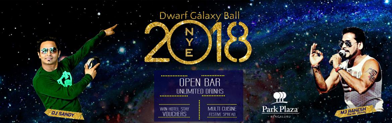 Dwarf Galaxy Ball New Year Eve 2018