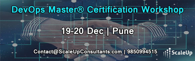 DevOps Training, Pune (19-20-December 2017)