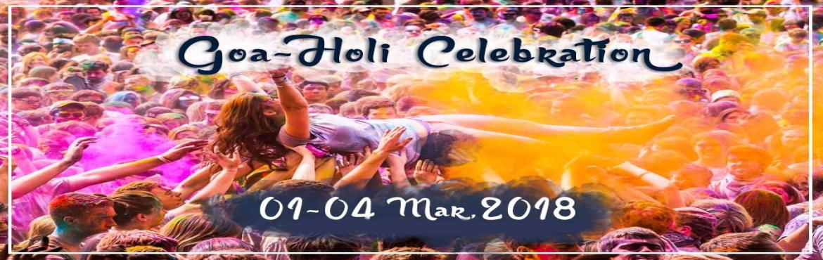 Book Online Tickets for Holi Celebration - Goa, Calangute.   WHY GOA TRIP?  Is it possible that the country's greatest party destination will sit quiet during its most happening festival? No, it's not! No matter what month of the year, Goa hosts the most amazing parties in India. F