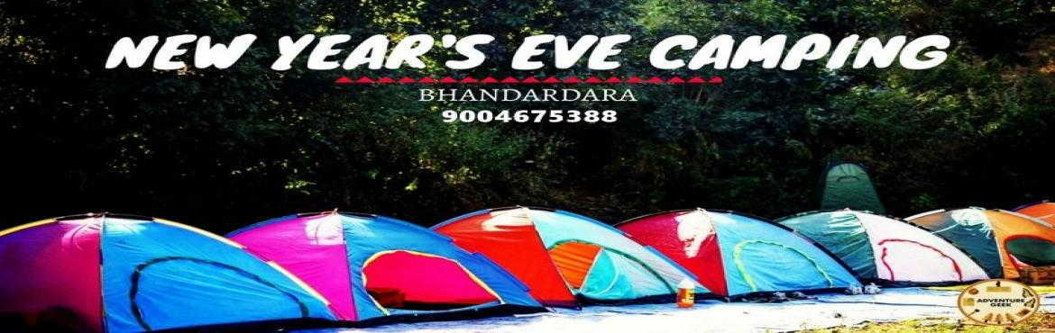 Book Online Tickets for New Year Eve Camping at Bhandardara, Shendi. NON-ALCOHOLIC and Musical Night….!!!New Year Eve Celebration at Lakeside CampingCall your friends! Call your pals! Here the time has come, when we rejoice, retreat and celebrate New Year with Adventure Geek.An awesome experience to chill and e