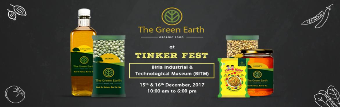 Book Online Tickets for The Green Earth at Tinker Fest, Kolkata.  Tinker Fest is an annual competition and festival of creativity. The fest aims to nurture your ability to solve real world problems using your innovative ideas - something that each one of us is born with in abundance, but many of us lose