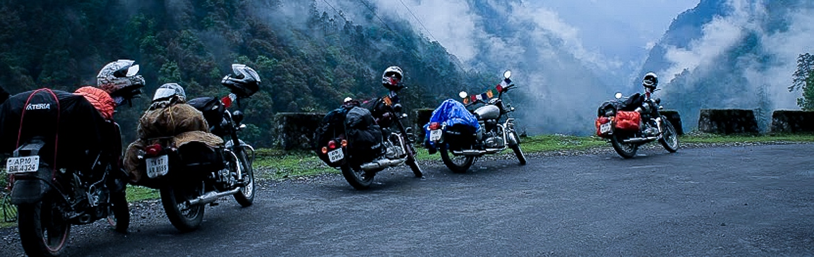Book Online Tickets for NORTH EAST BIKING BY TREKDI - Batch 2, Guwahati. Northern States are beautiful, no doubt, and you too will have experienced them by now. It\'s time for the real deal! North East India! The heaven on Earth! We know you agree. What if we told you, you can visit 5 states of the North East in a s