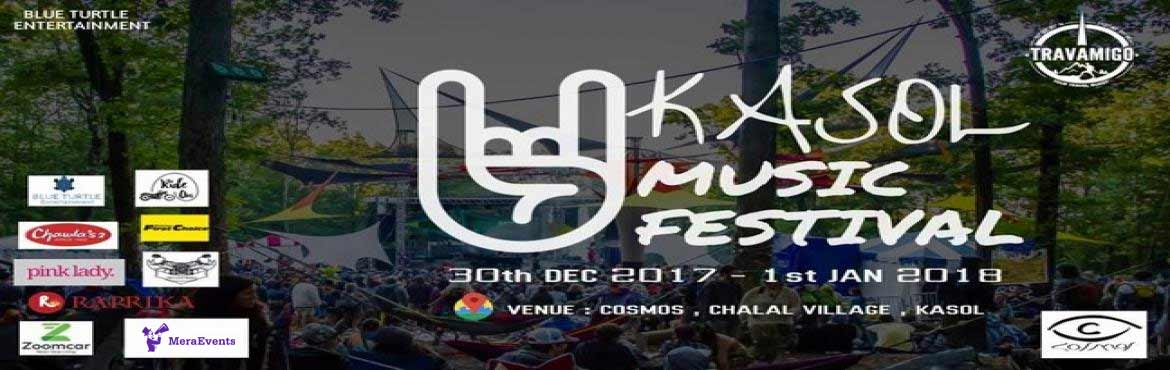 Book Online Tickets for Kasol Music festival 2017, Kasol.  The Biggest, the craziest Music Festival of the year is calling for you!Kasol the place that has peace and craziness both wafting through the windy mountain air, music forms an extremely important part of its culture.Travamigo presents the biggest,
