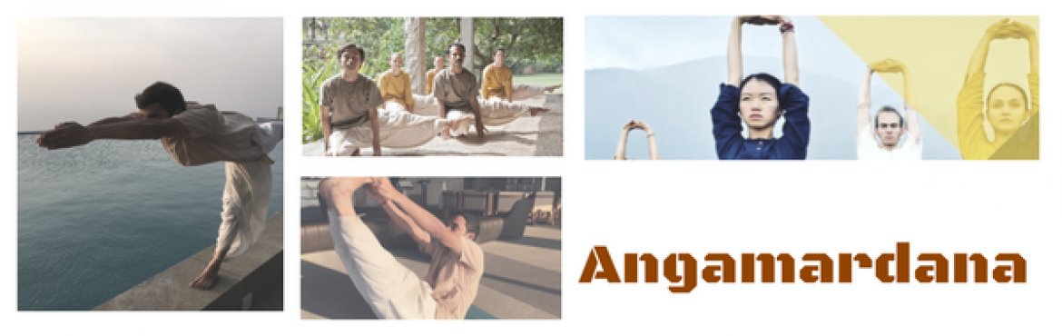 Book Online Tickets for Isha Angamardana - Ultimate Fitness, Thane east.     Namaskaram Isha Classical Hatha Yoga programs happening @ Thane \'\'Angamardana\'\' means gaining complete mastery over the limbs, organs,and other parts of the body.   Designed by Sadhguru, Isha Angamardana needs no fitn
